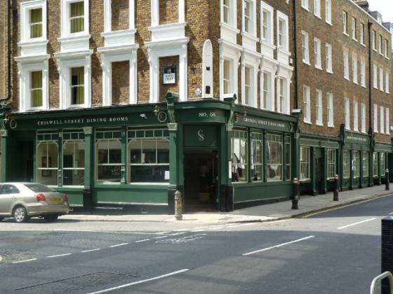 A Lunch Review Of The Jugged Hare In Islington London