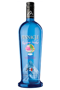 Pinnacle Rainbow Sherbet Vodka