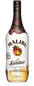 Malibu chocolate sundae rum - Copy
