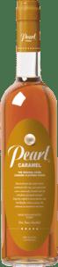Pearl caramel vodka