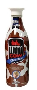 Tippy cow chocolate rum cream