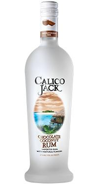 Coconut flavored alcohol