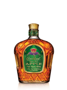 Crown royal regal apple whisky - Copy