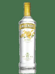 Smirnoff Citrus vodka - Copy