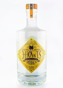 3 Howls Banana Vodka - Copy