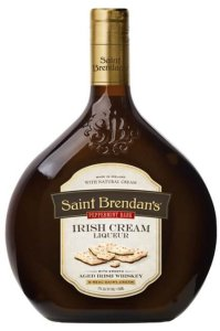 Saint Brendans Peppermint Bark Irish Cream - Copy