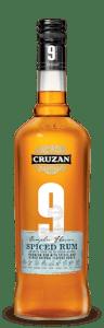 Cruzan 9 Spiced Rum - Copy