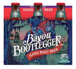 Bayou Bootlagger Hard Root Beer - Copy - Copy