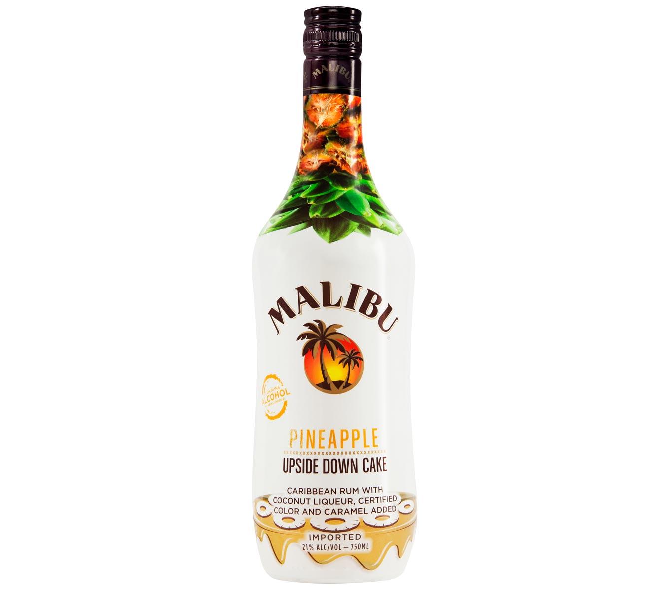Review: Malibu Pineapple Upside Down Cake Rum
