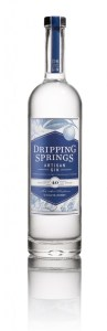 Dripping Springs Gin - Copy