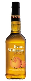 Evan Williams Peach Bourbon - Copy