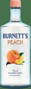 Burnetts Peach Vodka - Copy