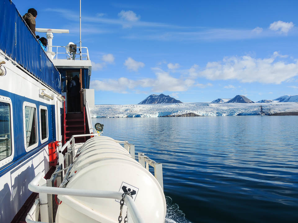 Nordenskiöld Gletscher