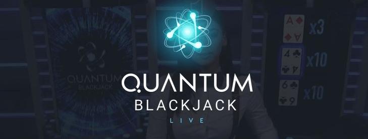Live Quantum Blackjack by Playtech - Best UK Live Casinos