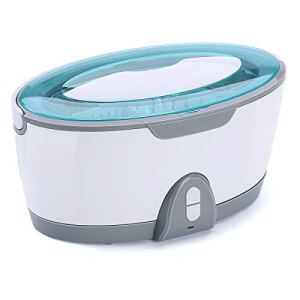 GT Sonic Ultrasonic Cleaner, 450ml Jewelry Cleaner with 5 Mins Auto Timmer for Cleaning Jewelry, Eyeglasses, Watches, Dentures and More.