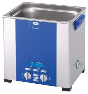 Ultrasonic Cleaner, 3.3 gal. Tank, Timer Range 1 to 60 min, Voltage 110/120