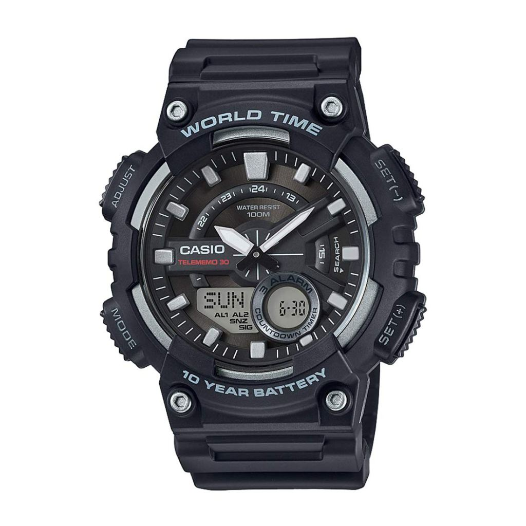 casio youth collection watch