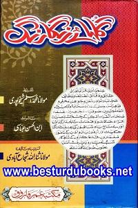Gulha e Rangarang By Maulana Sanaullah Shuja Abadi گلہائے رنگارنگ