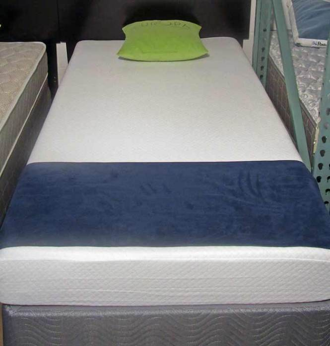 Memory Foam And Inner Coil Twin Size Mattress On At Best Value Warehouse Indianapolis