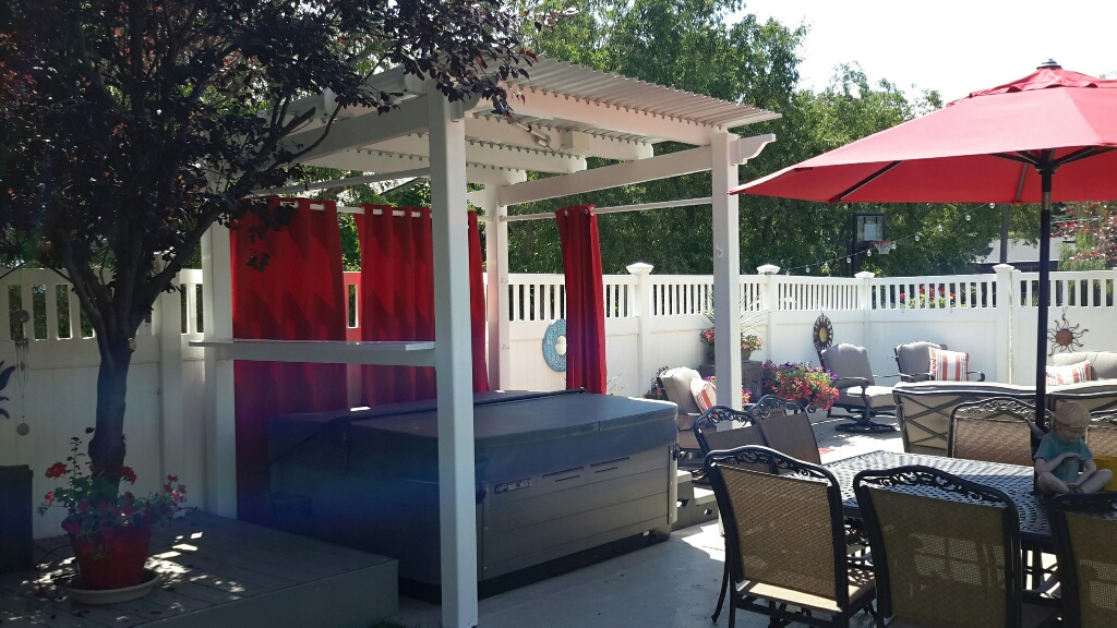 shadeselect adjustable patio covers