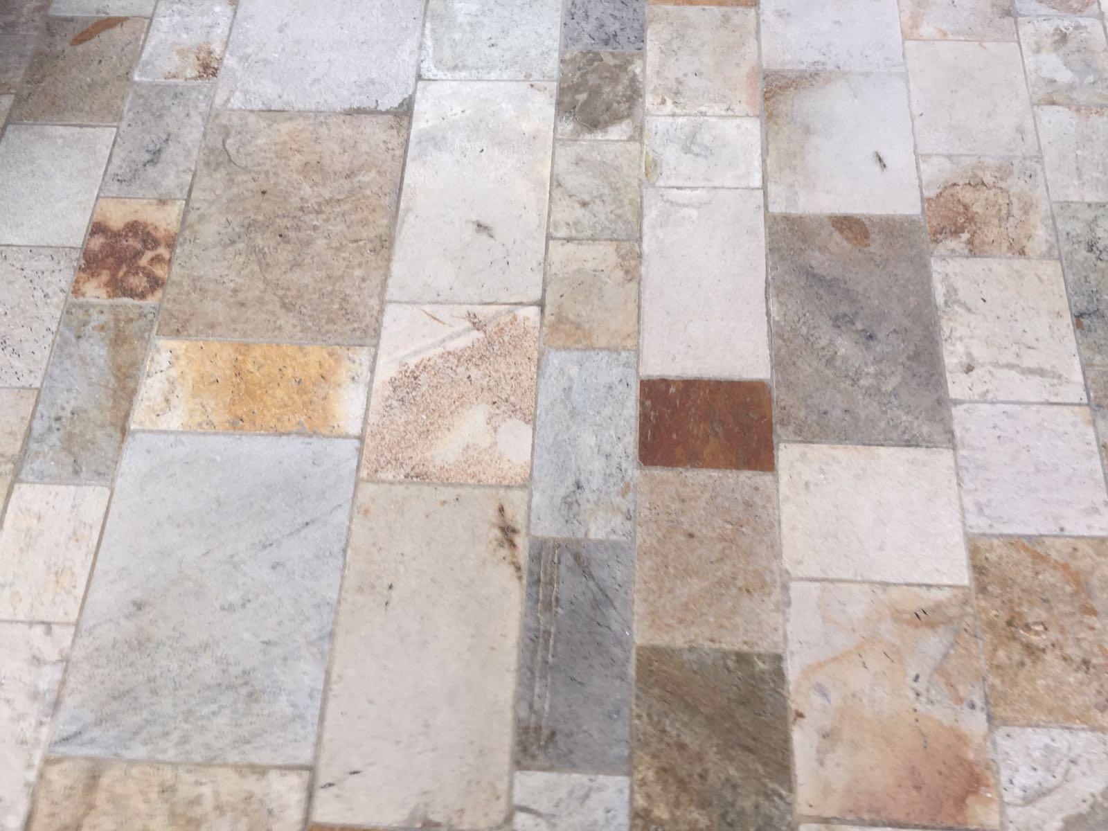 Reinigen natuurstenen vloer westervoort best vloerrenovatie
