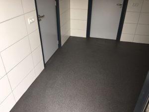 PMMA vloersysteem Den Bosch 30 m2 Best Vloerrenovatie Best Building Service B.V.