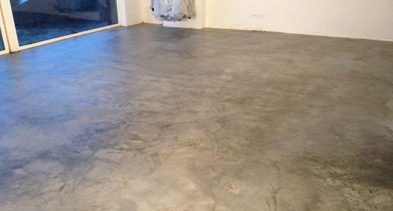 Woonbeton Nijmegen – beton polijsten en voorzien van coating
