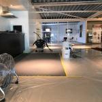 Microcement in eigen kantoor