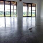 Gepolijste betonvloer
