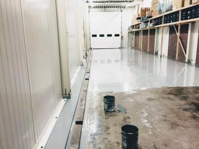 epoxy coatingvloer Jumbo Veenendaal