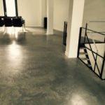 Gerenoveerde betonvloer in Den Bosch weer zo goed als nieuw