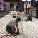Nieuwe vloer station Nijmegen in negen dagen