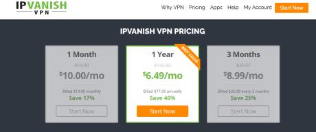 IPVanish Review
