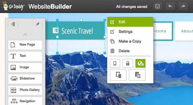 GoDaddy Website Builders Review Best Website Builders