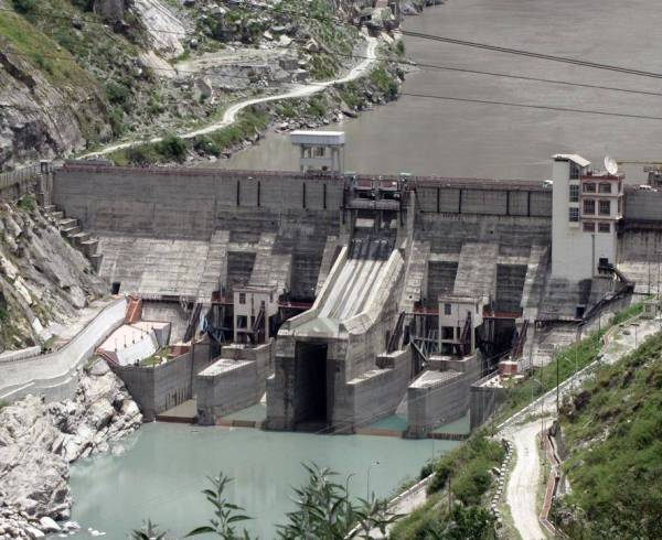 10 Largest Power Generating Hydroelectric Dams in India ...