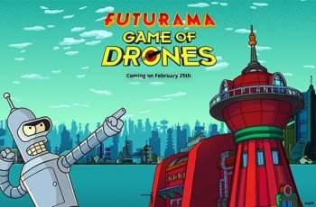 Futurama: Game of Drones for PC (Windows 10) Download