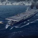 World of Warships Carrier