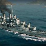 World of Warships Cruiser