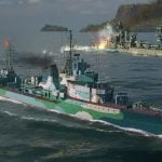 World of Warships Destroyer