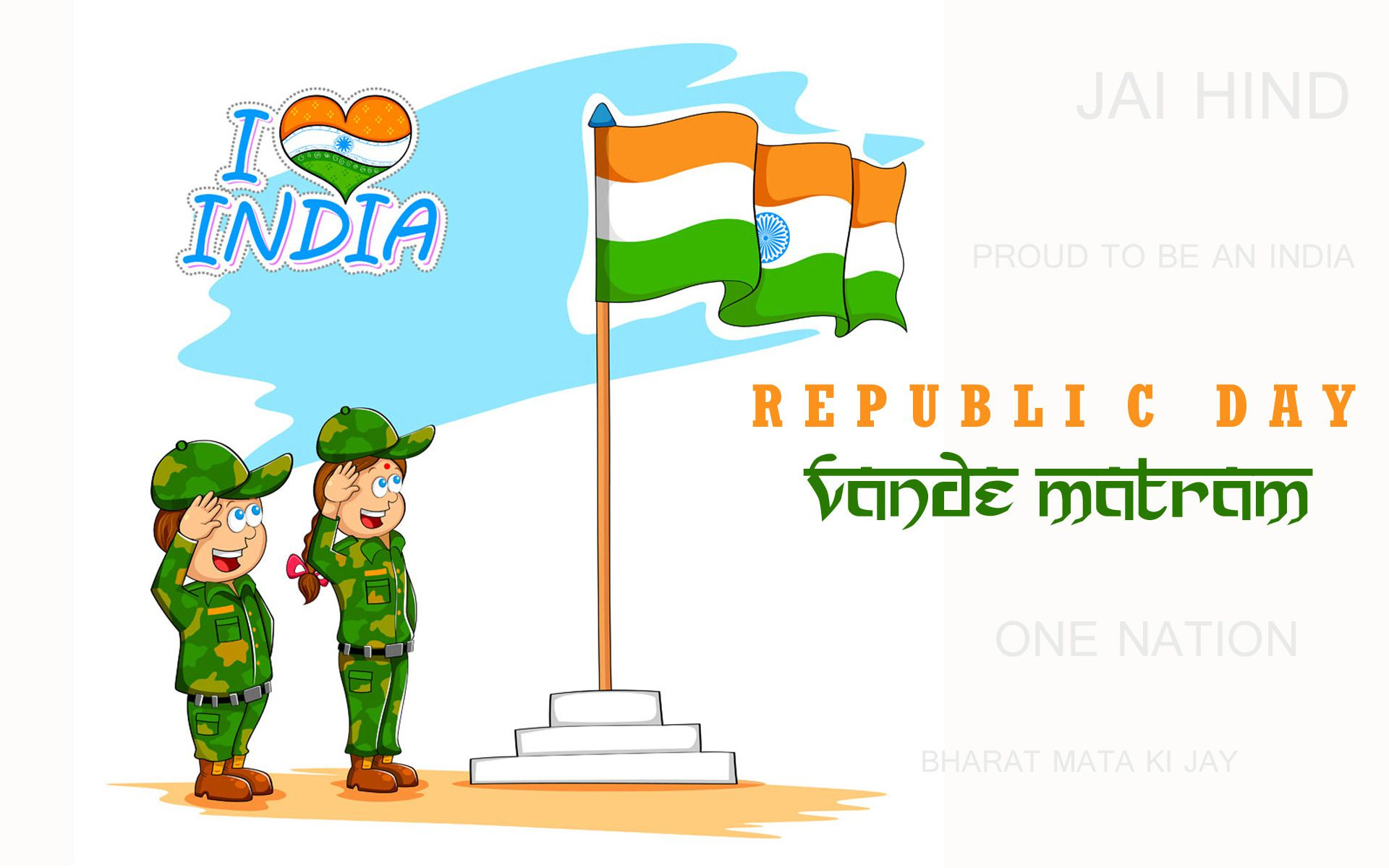 Happy Republic Day 2019 Wishes Images