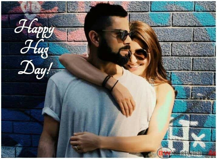 This Hug Day, Tight with Hug Day Images, Quotes and Flowers
