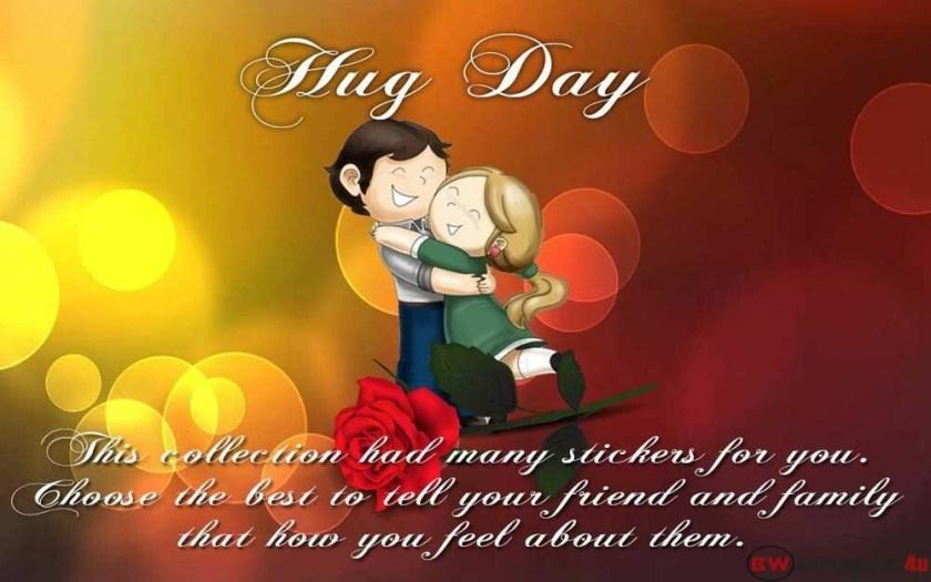 Happy Hug Day Images, Facebook & WhatsApp Status, Shayari