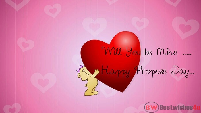 Happy Romantic Propose Day Images