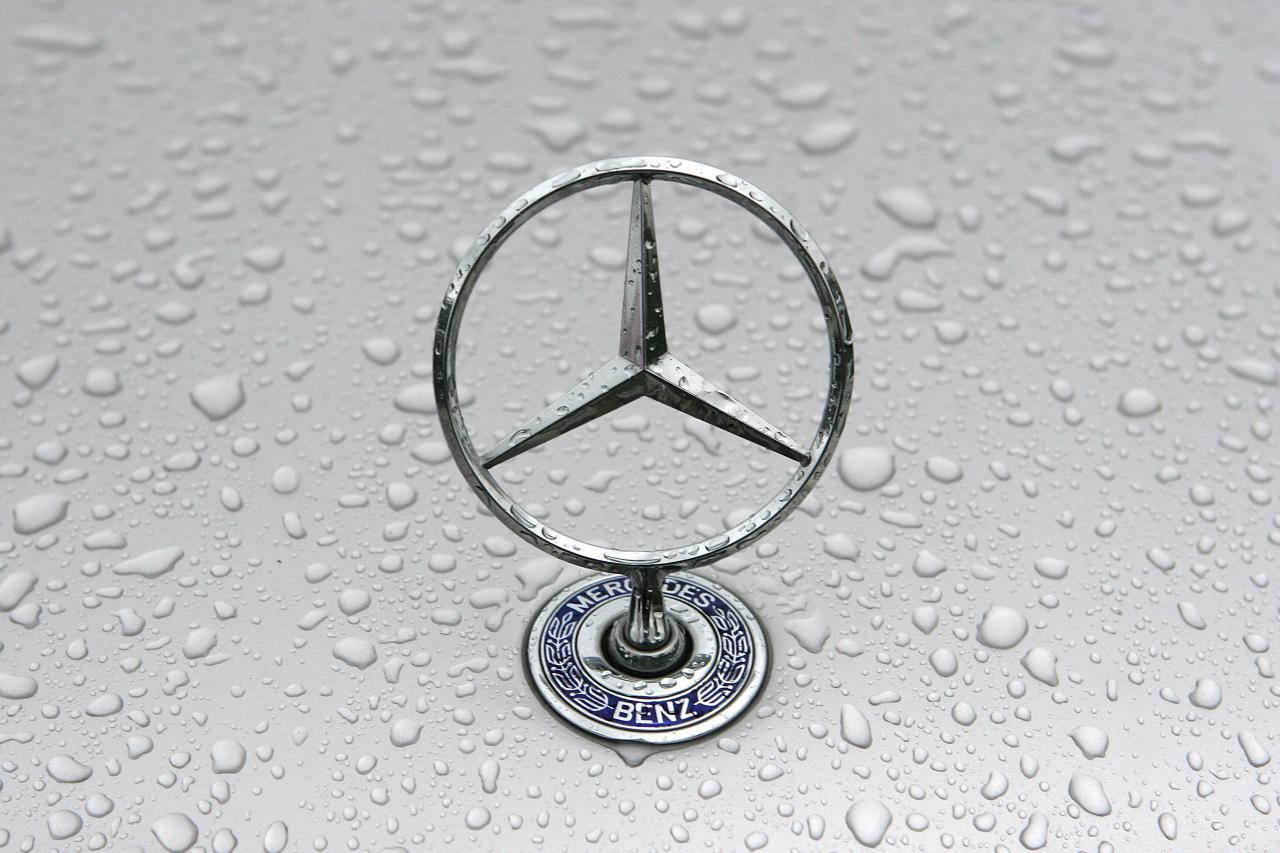 Mercedes Logo Hd Wallpapers 2017