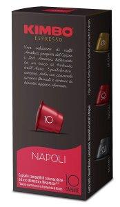 Kimbo qualità Napoli - Per rivivere il gusto di Napoli