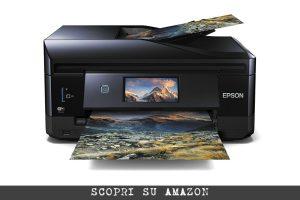 Epson Expression Premium XP-830 Stampante Multifunzione a Getto d'Inchiostro
