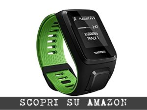 Tomtom Runner 3 Cardio + Music - L'orologio da fitness top di gamma!