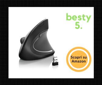 Mouse Verticale CSL TM137U - Il mouse verticale col miglior servizio clienti