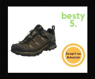Salomon X Ultra LTR GTX - Una scarpa da trekking adatta a tutti