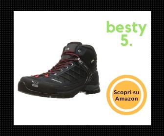 Salewa Firetail EVO MID GTX- Una scarpa da trekking ottima per la roccia